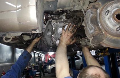 Форд фокус ремонт сцепления